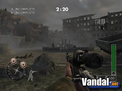 Nuevas imágenes de Call of Duty: Finest Hour