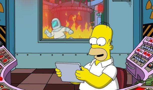 EA lanza un juego gratuito de Los Simpsons para iPhone