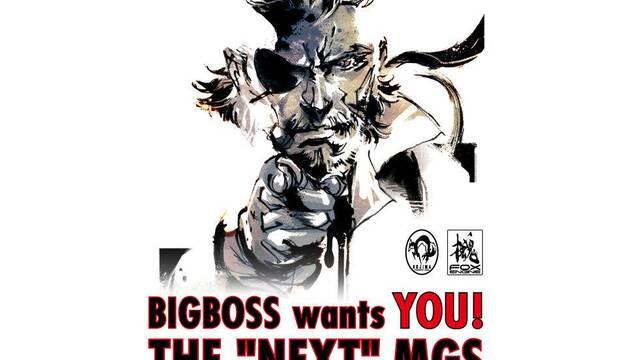 Kojima Productions busca trabajadores para su pr�ximo Metal Gear Solid