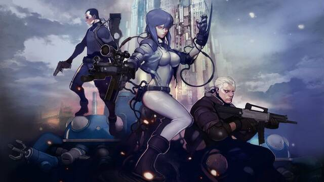 Primeros detalles de Ghost in the Shell Online