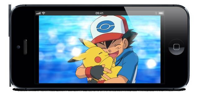 El anime de Pokémon llega a iOS