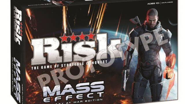 Risk nos presenta Mass Effect: Galaxy at War