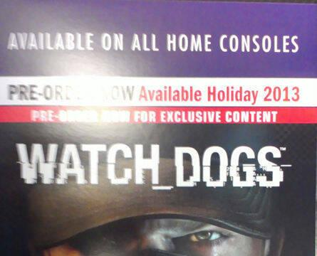 Watch Dogs podr�a lanzarse estas Navidades