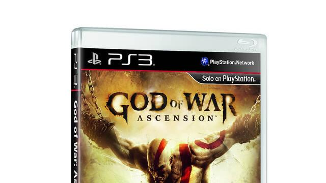 Éstas son las ediciones de God of War: Ascension en España