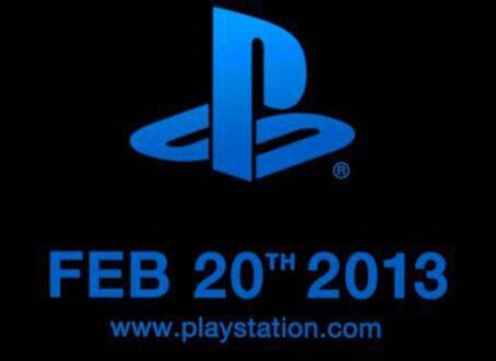 El 20 de febrero puede ser el día de PlayStation 4