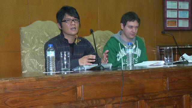 Crónica: Ryozo Tsujimoto explica cómo se crea un monstruo