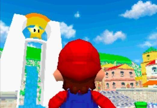 Crean un 'mod' de Super Mario 64 DS para convertirlo en Super Mario Sunshine