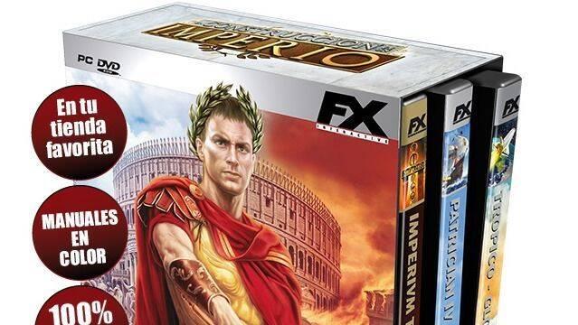 Estrategia e historia se unen en el nuevo recopilatorio de FX Interactive