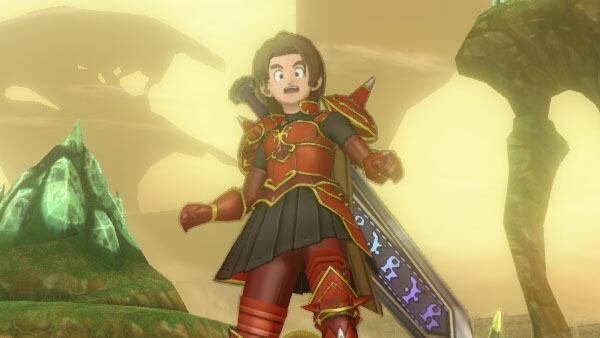 Square Enix pone fechas a Dragon Quest X en PS4 y Switch para Japón