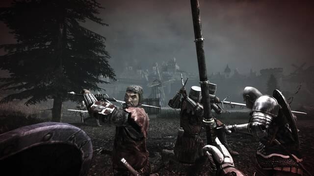 Chivalry Medieval Warfare ya tiene m�s de 1 mill�n de jugadores