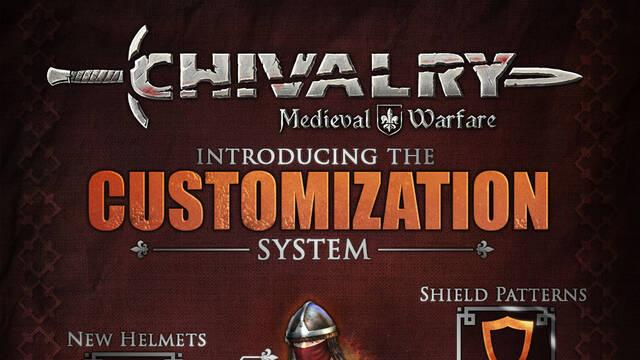 Chivalry Medieval Warfare lanza una actualizaci�n para celebrar sus buenas cifras