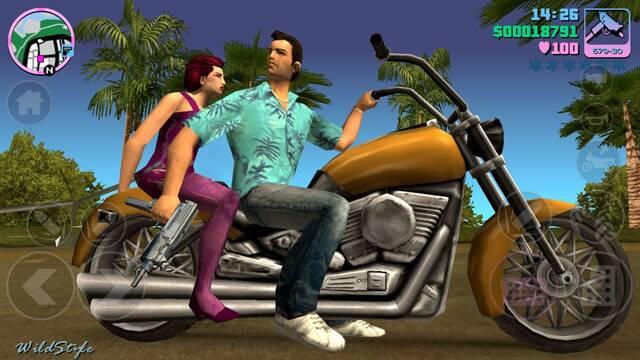 Grand Theft Auto: Vice City Edition 10º Aniversario sigue mostrándose en nuevas imágenes