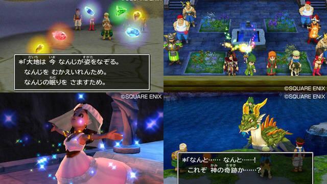 Nuevas imágenes para Dragon Quest VII