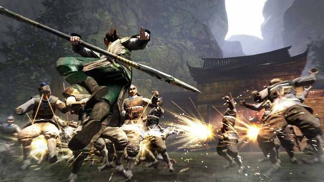 Dynasty Warriors 8 sigue mostrándose