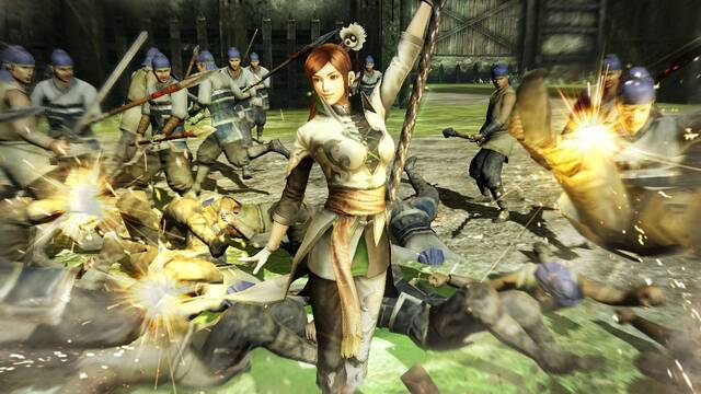 Dynasty Warriors 8 se muestra en nuevas im�genes