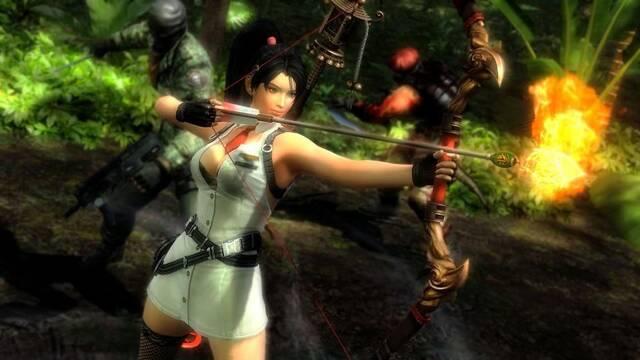 Primeras imágenes de Ninja Gaiden 3: Razor's Edge para PS3 y Xbox 360