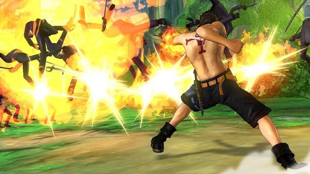 One Piece: Pirate Warriors 2 se luce en vídeo e imágenes
