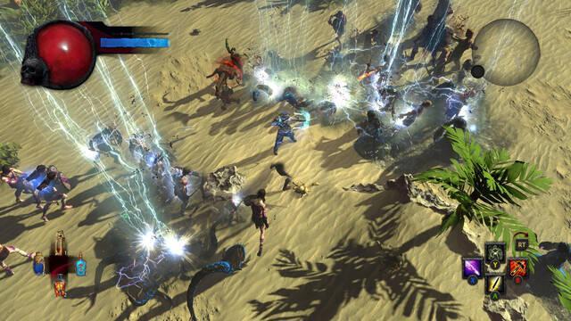 El free-to-play Path of Exiles se prepara para llegar a Xbox One
