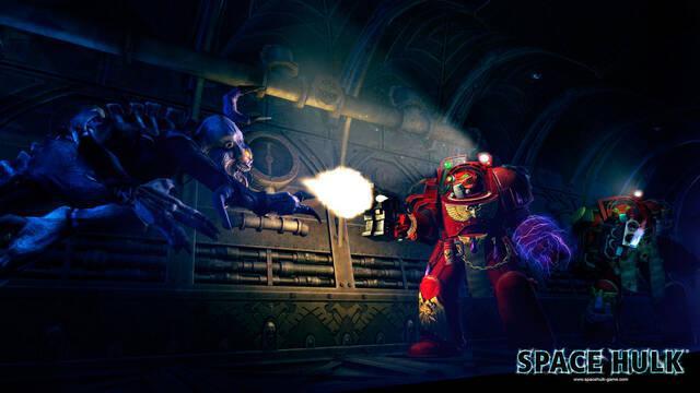Space Hulk se muestra en v�deo