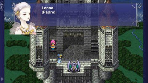 Final Fantasy V para iOS ya est� disponible en Europa