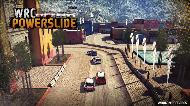 Anunciado WRC Powerslide para Xbox Live y PlayStation Network