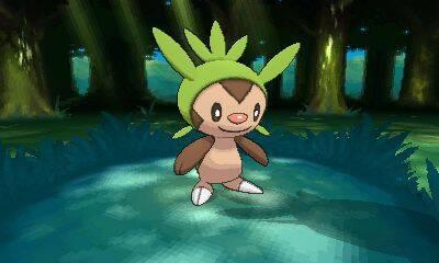 Nuevas imágenes e ilustraciones de Pokémon X/Y