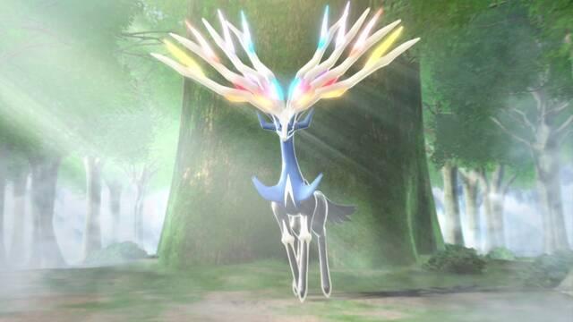 Desvelados los nombres de los Pokémon legendarios de Pokémon Y/X