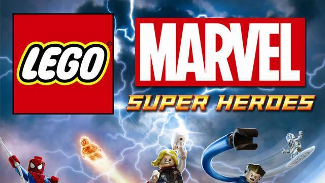 LEGO Marvel Super Heroes es el más vendido de la gama