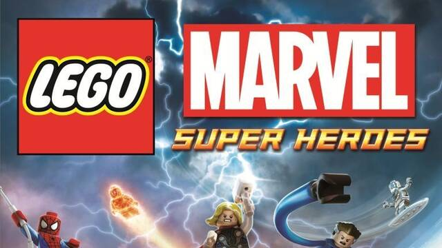 Desvelada la portada de LEGO Marvel Super Heroes