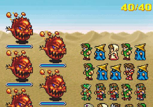 Final Fantasy: All The Bravest ya está disponible en la App Store
