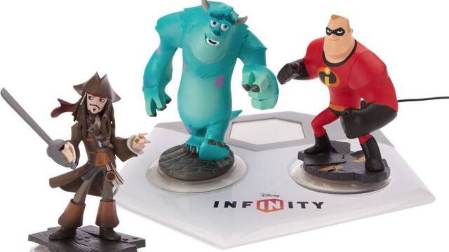 Disney Infinity se presenta oficialmente