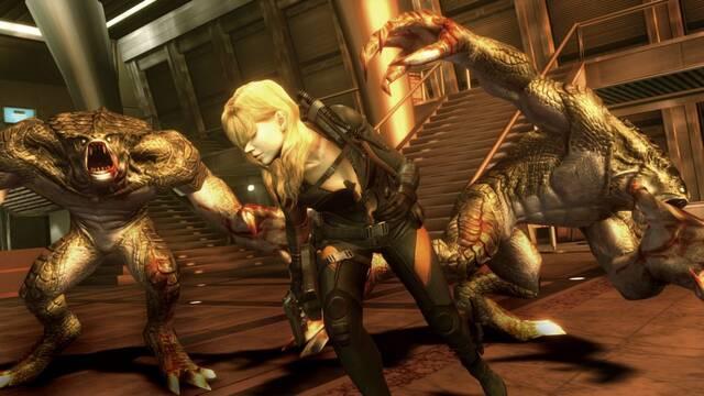 Rachel será jugable en Resident Evil Revelations