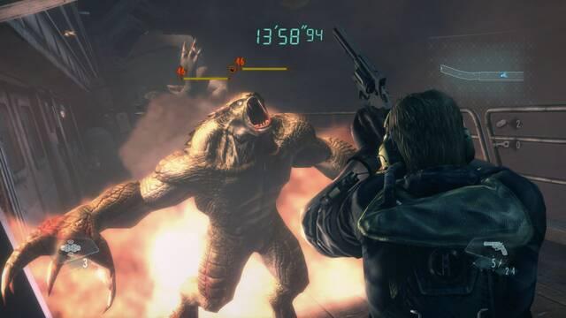 Nuevas pantallas de Resident Evil Revelations HD