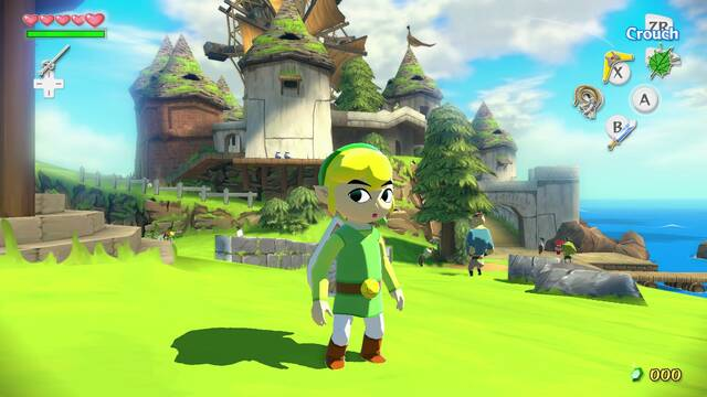 Explican cómo The Wind Waker influyó en The Legend of Zelda: Breath of the Wild