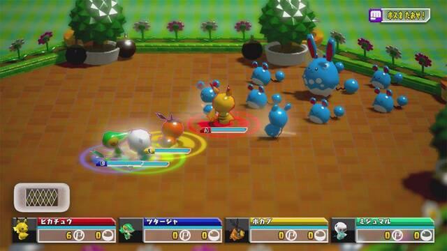 Abierta la web de Pokémon Rumble U