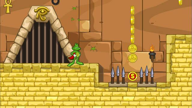 Superfrog HD llegar� a PS3 y Vita el 31 de julio