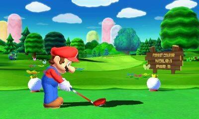 Mario Golf tendrá una nueva entrega este año