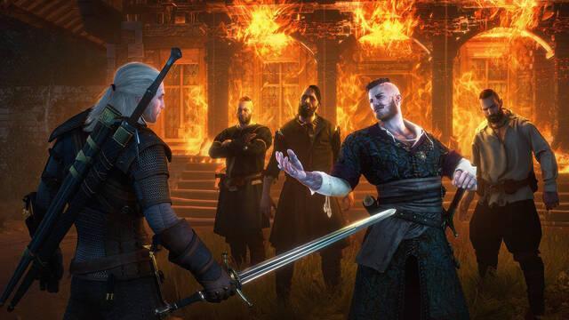 La actualización de The Witcher 3 para PS4 Pro llegará cuando esté lista