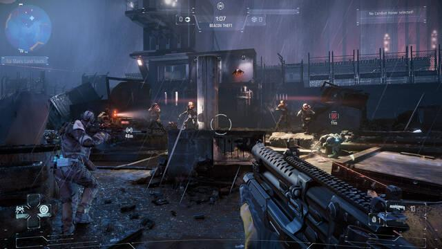 Se muestra el modo multijugador de Killzone: Shadow Fall