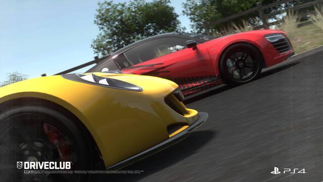 DriveClub para PS4 muestra nuevas imágenes
