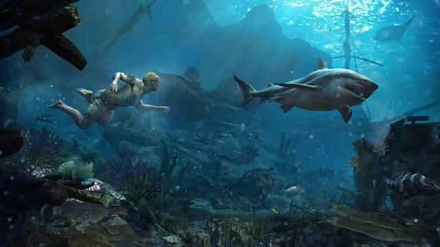 Assassin's Creed IV: Black Flag se muestra en nuevas imágenes