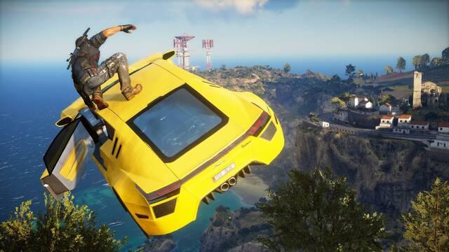 Just Cause 3 mejora con el Modo Boost en PS4 Pro