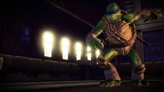 Teenage Mutant Ninja Turtles: Out of the Shadows se desvela en im�genes
