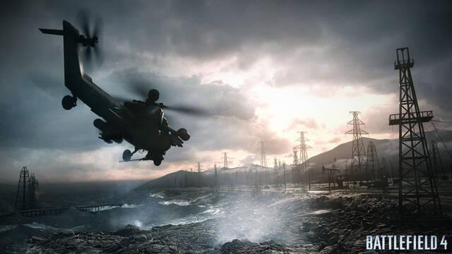 Primeros v�deos e im�genes de Battlefield 4