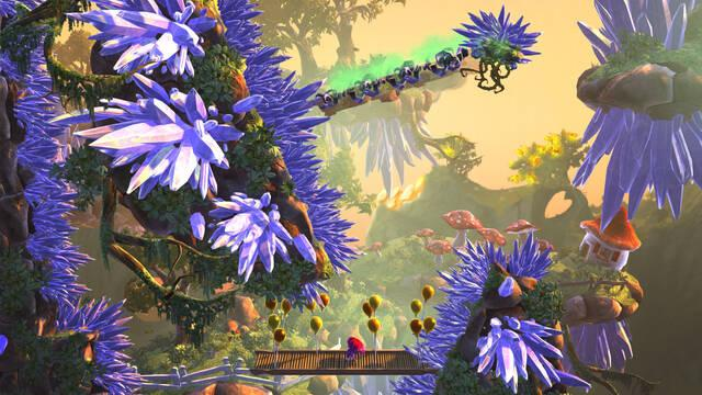 Se confirma el parche de Giana Sisters: Twisted Dreams para Wii U