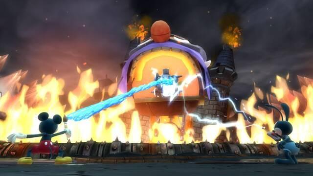 Epic Mickey 2 llega a PS Vita el 20 de junio