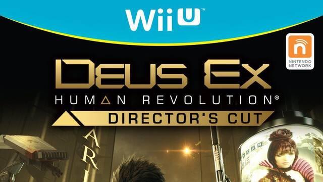 Amazon recoge Deus Ex: Human Revolution para Wii U