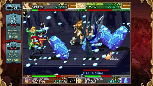 Dungeons & Dragons: Chronicles of Mystara llega a Wii U en septiembre