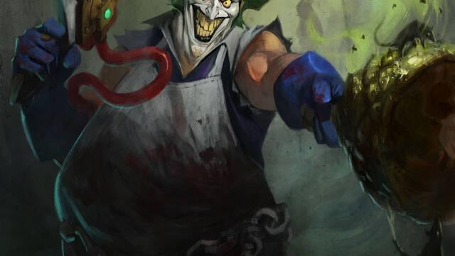 Gaslight Joker se muestra en Infinite Crisis