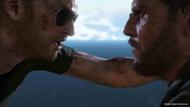 Metal Gear Solid V: The Phantom Pain muestra su tráiler del E3